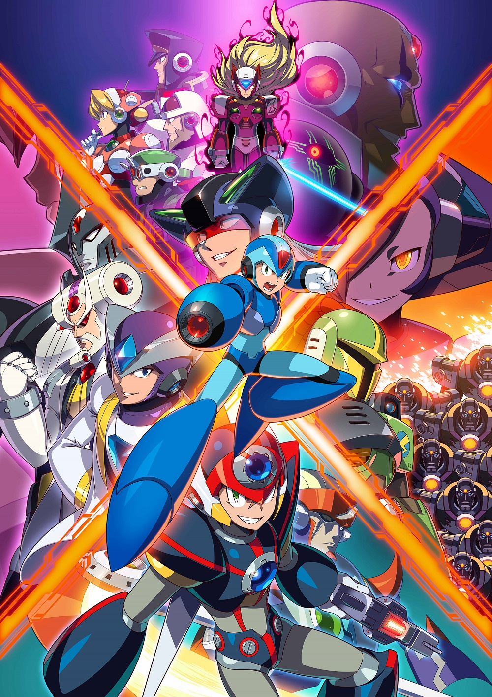 "Read ""Mega Man X Legacy Collection 2 Trophy Roadmap & Acquisition Guide"" on The Mega Man Network"