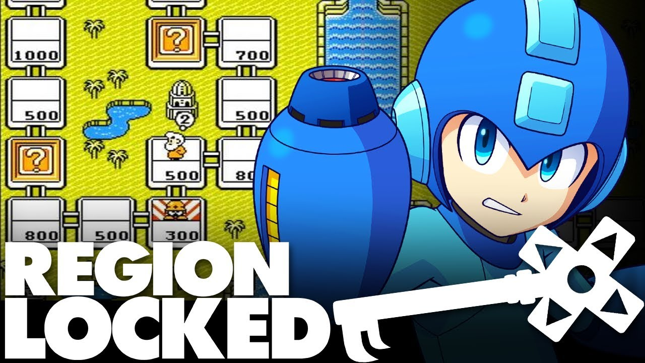 "Read ""Did You Know Gaming's Region Locked Rolls Out Rockboard"" on The Mega Man Network"