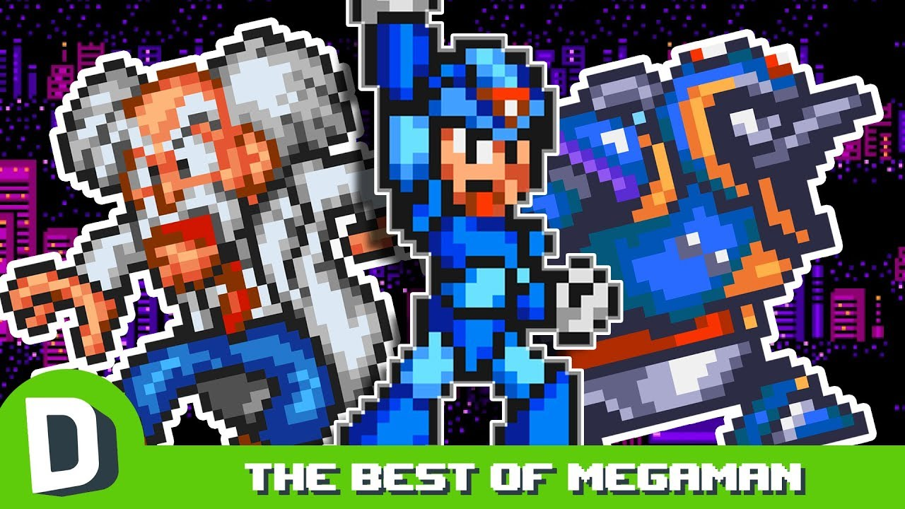 "Read ""Dorkly Bits Presents 'The Best of Mega Man'"" on The Mega Man Network"
