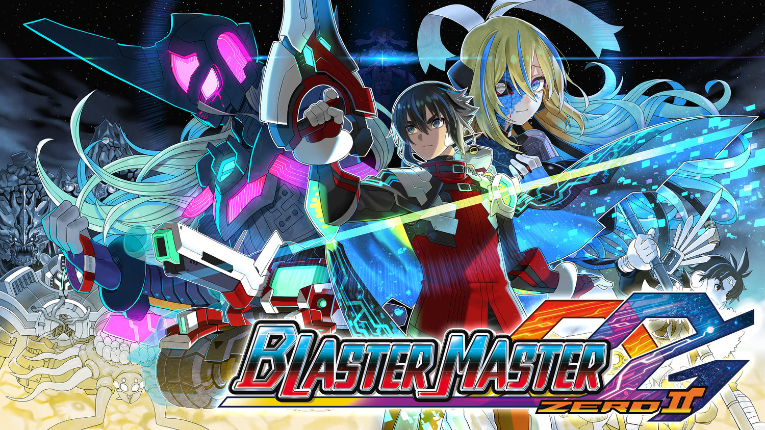 "Read ""Inti Creates Blasts Off Again with Stealth Blaster Master Zero 2 Launch for Nintendo Switch"" on The Mega Man Network"