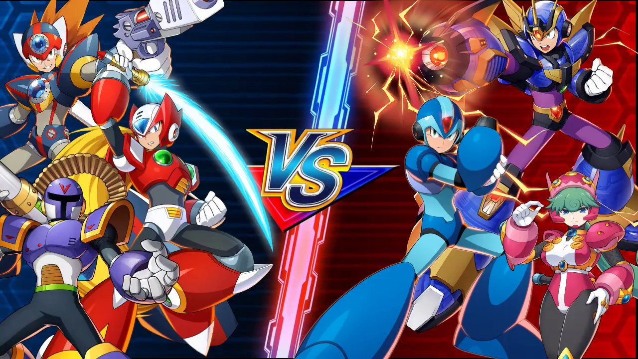 "Read ""Rockman X DiVE Roundup - 8/16/19"" on The Mega Man Network"