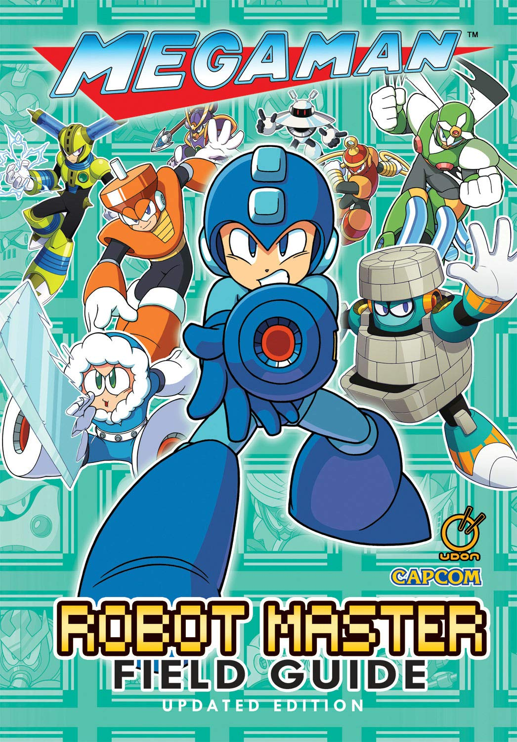 "Read ""Mega Man: Robot Master Field Guide - Updated Edition Coming in 2020"" on The Mega Man Network"