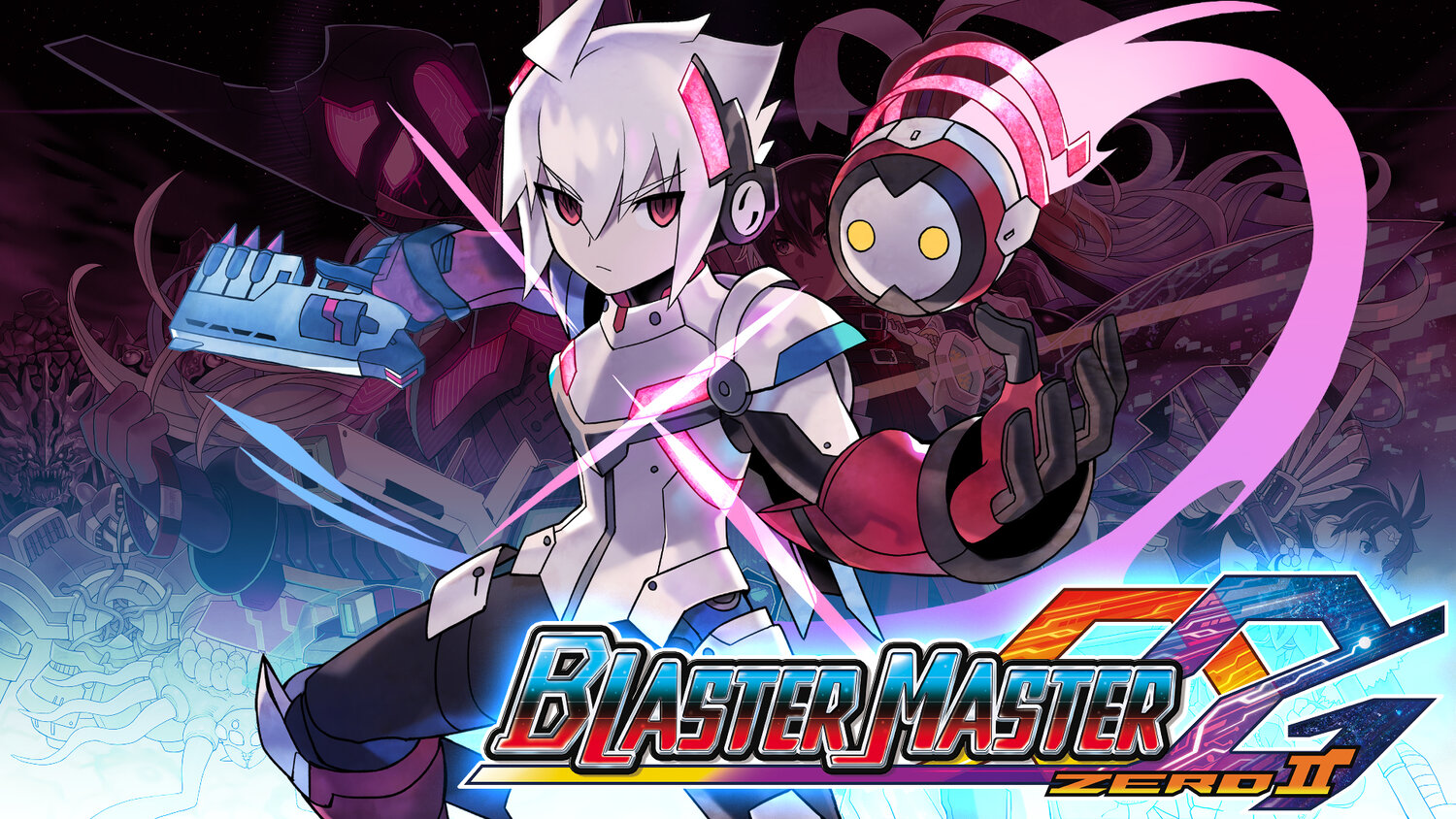 "Read ""Copen Dashes into Action Again in Blaster Master Zero 2 DLC"" on The Mega Man Network"