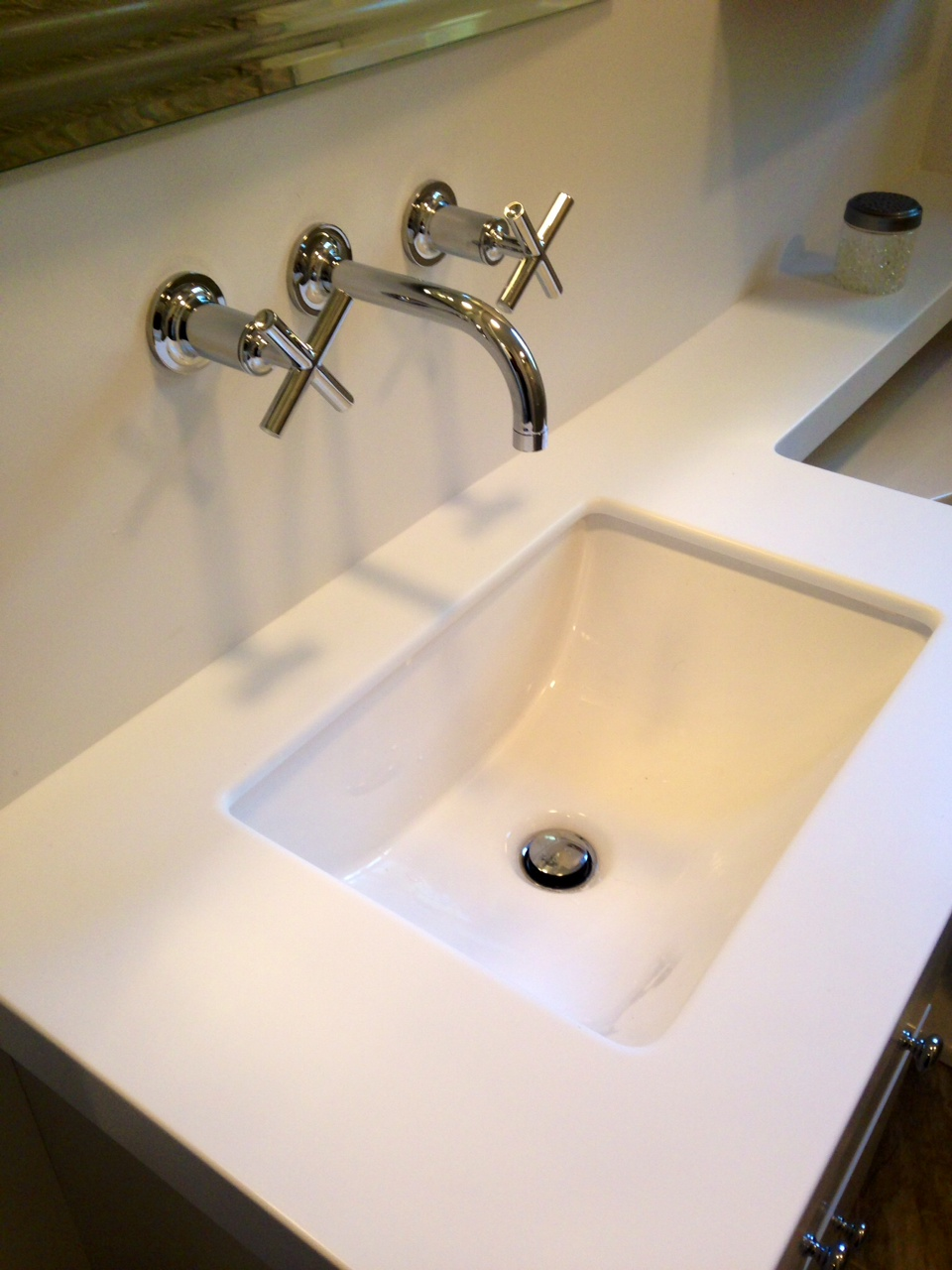 Bayberry Bath Remodel Countertop