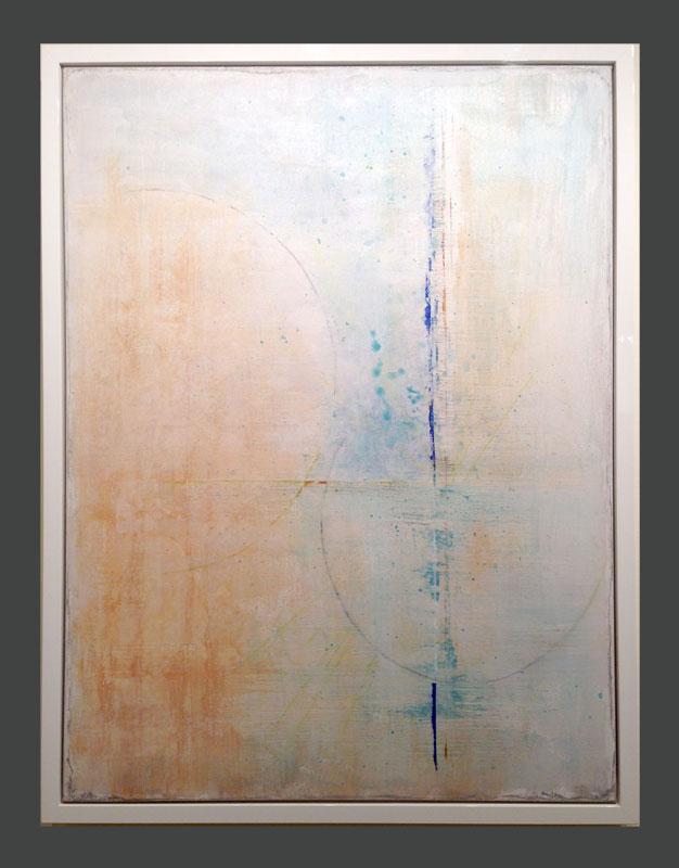 "Make It So - mixed medium on canvas (36""x48"")   sold"