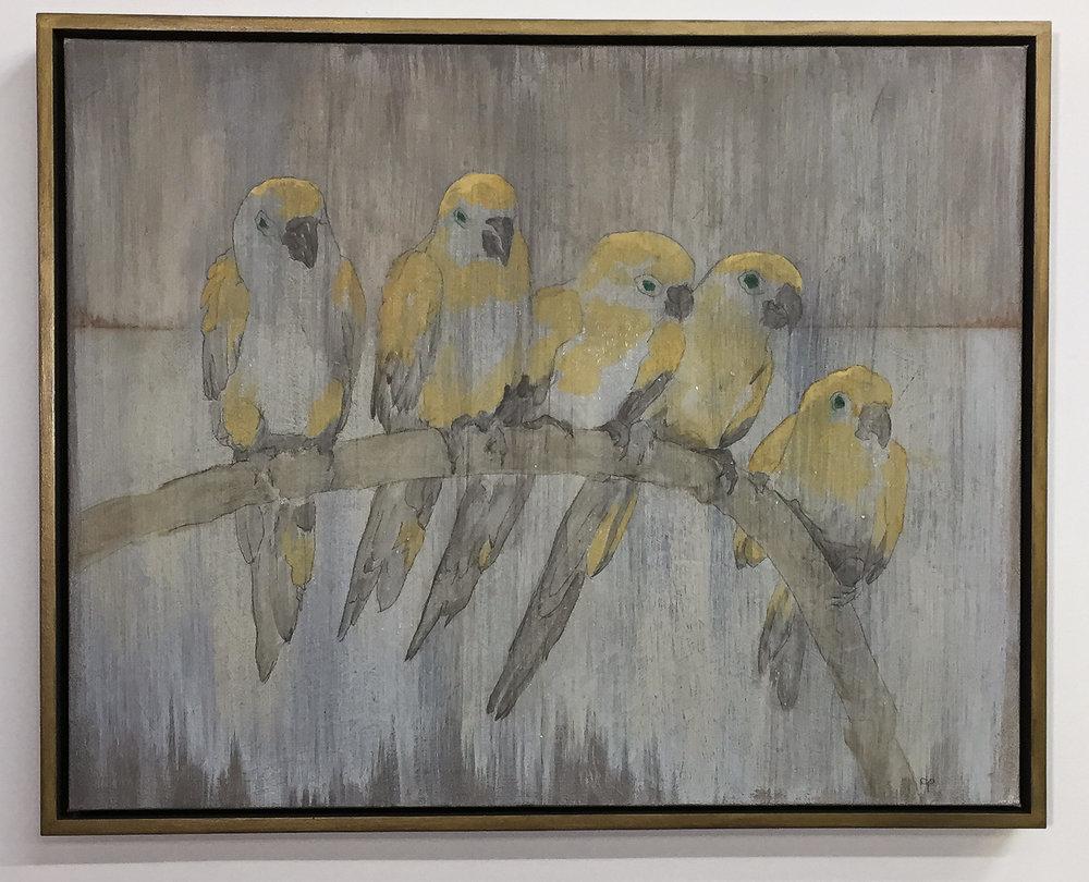 Birds  SOLD