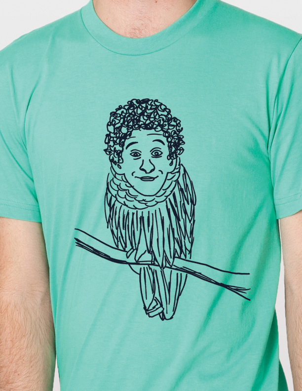 Screech Owl T-Shirt