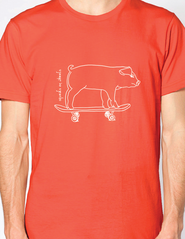 Squeals on Wheels T-Shirt