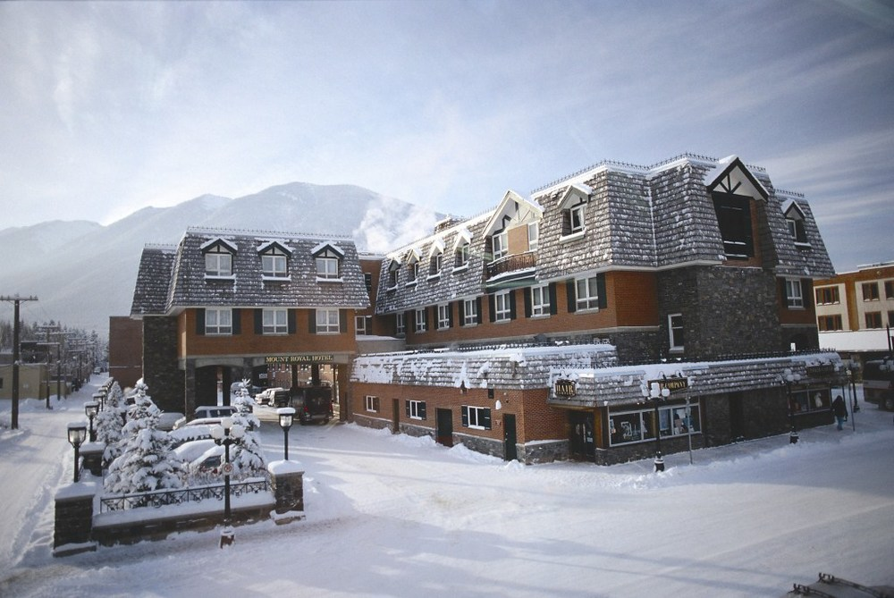 Destination: Banff-Lake Louise-Sunshine  Accommodation: Mount Royal Hotel  Includes: 5 nights • 4 days of skiing • Airport transfers Price: $549 CAD (pp/dbl)