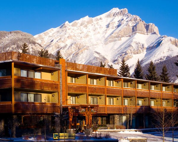 Destination: Banff-Lake Louise-Sunshine  Accommodation: Banff Aspen Lodge  Includes: 7 nights • 6 Day Lifts • Airport Transfers Price:$899 CAD (pp/double)