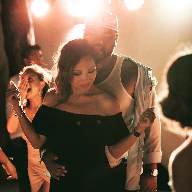 That moment when the @mensathedj played Genuwine 📸 @owencaptures  #charandnikko2017