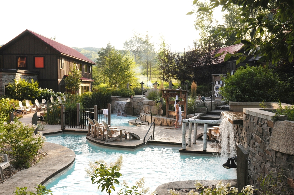 Enjoy Scandinave Spa