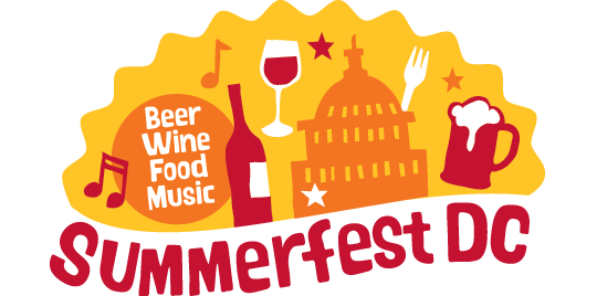 Summerfest DC • Craft Beer + Wine + Music Festival • Washington, DC • June 4th, 2016
