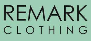 remarkclothinglettersgreen