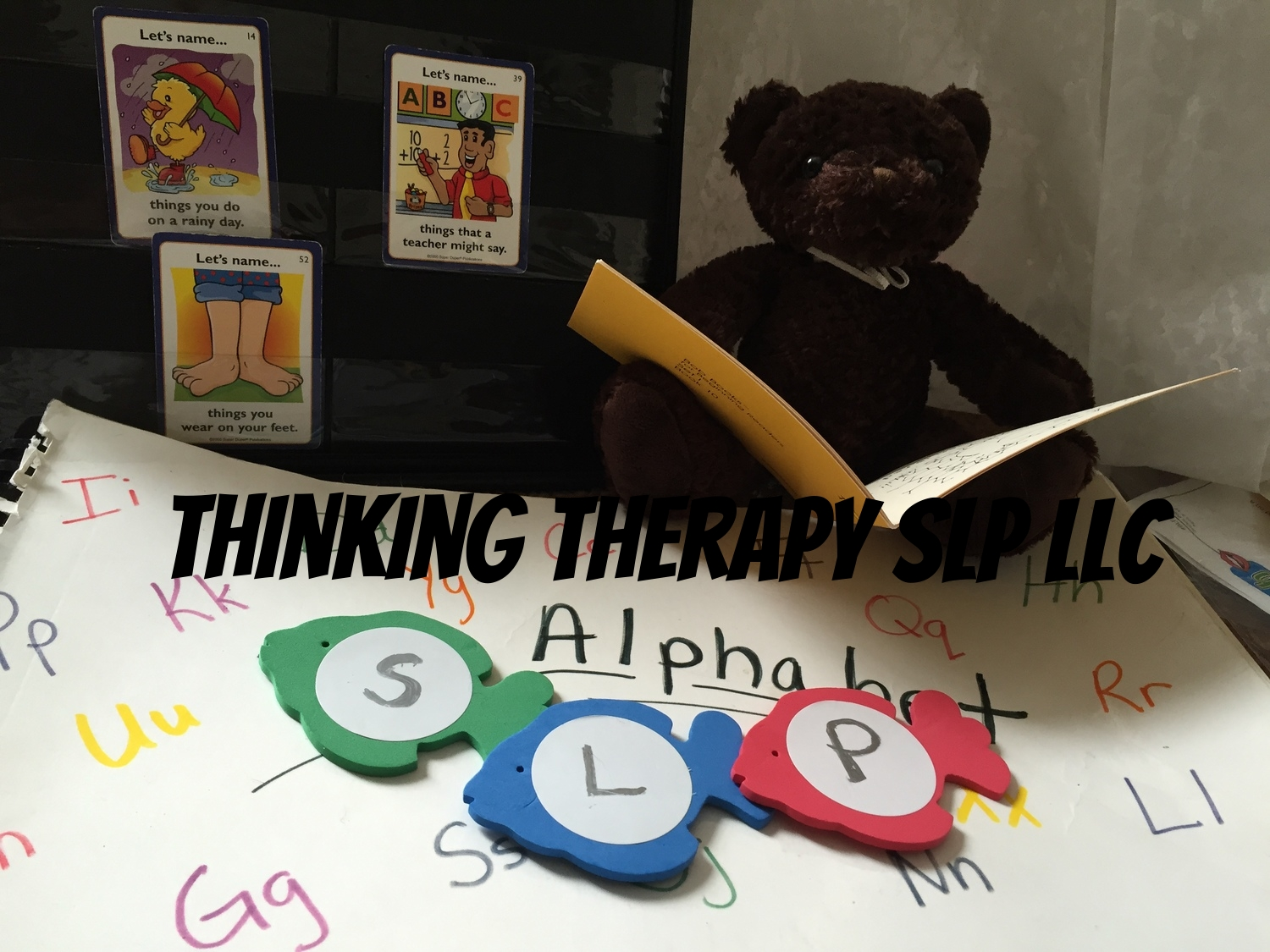 Thinking Therapy SLP LLC