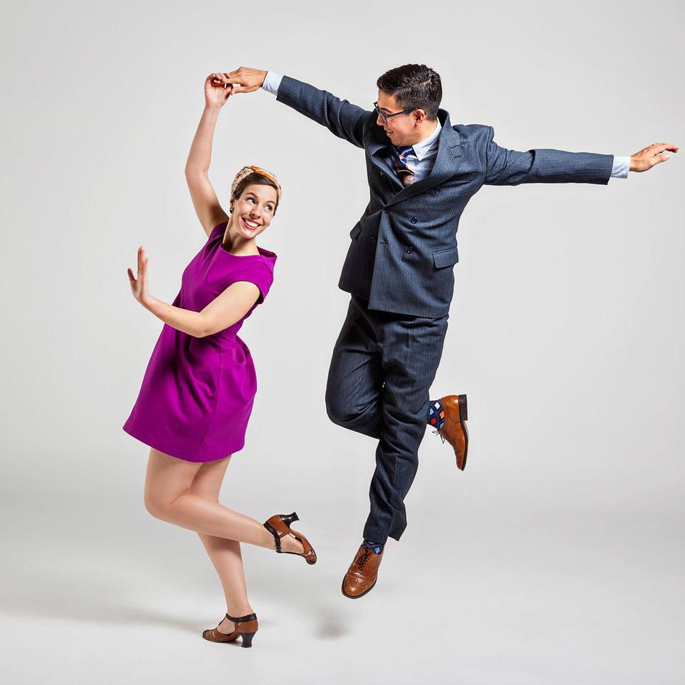 Georgia Brooks & Kieran Yee