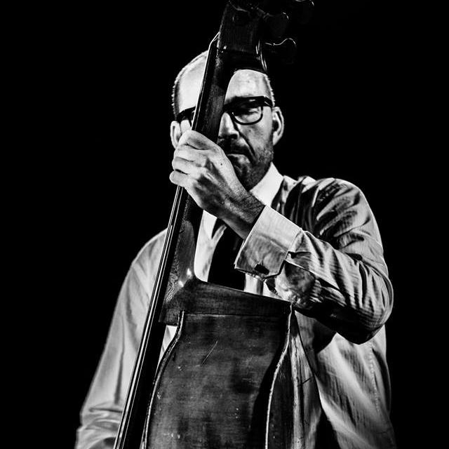 Mark Elton on bass