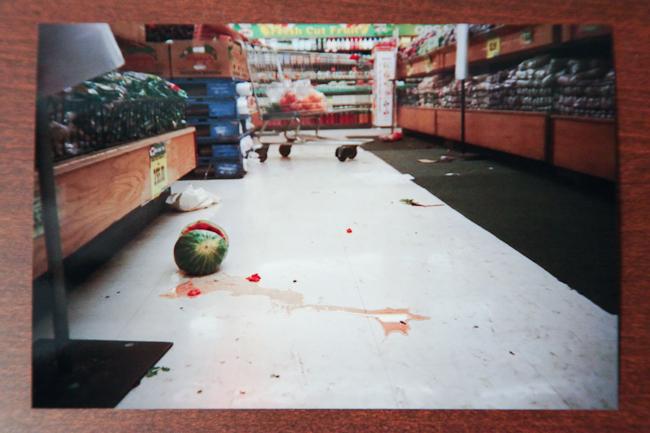 Fallen Fruit #1
