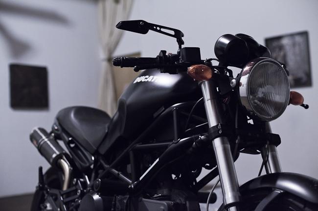 Dave's Ducati