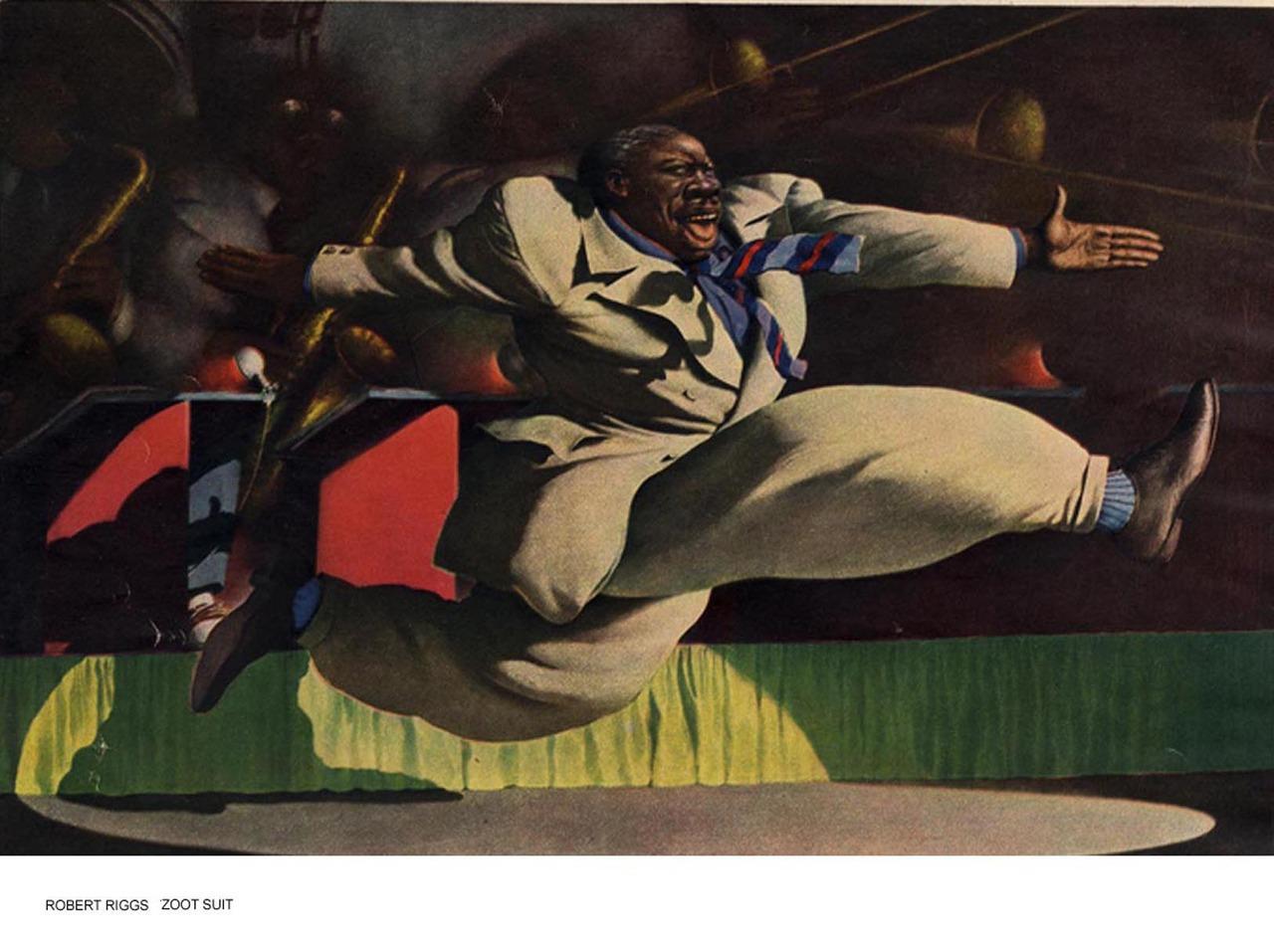 Robert Riggs - Zoot Suit (1947)