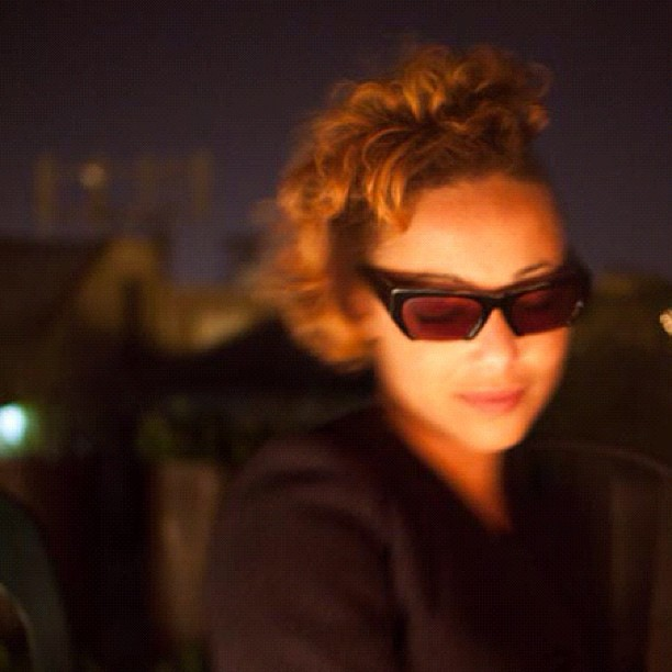 Missing the rooftop relaxation of summer nights #nofilter sunglasses by #greyant @kraktwheat @rkellynyc @bushwickfreddy
