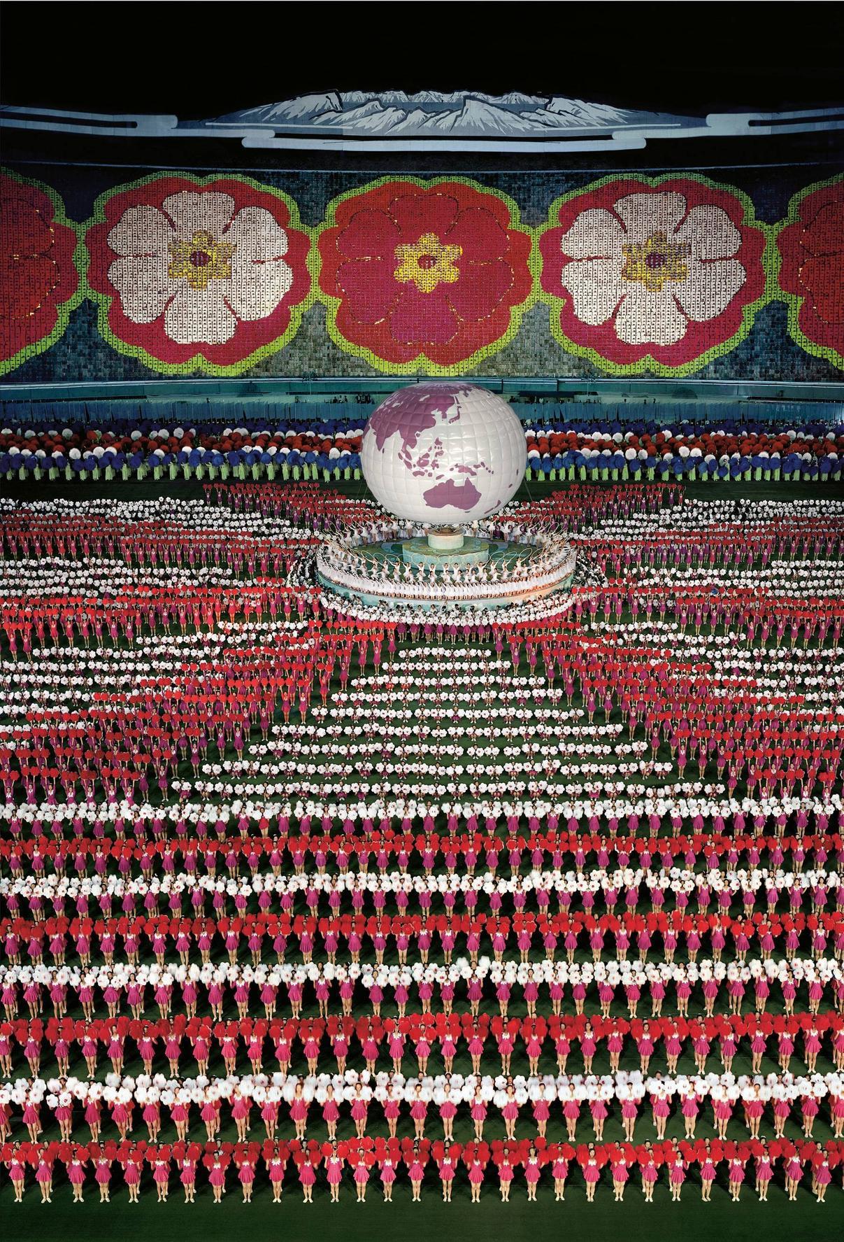 Andreas Gursky - Pyongyang