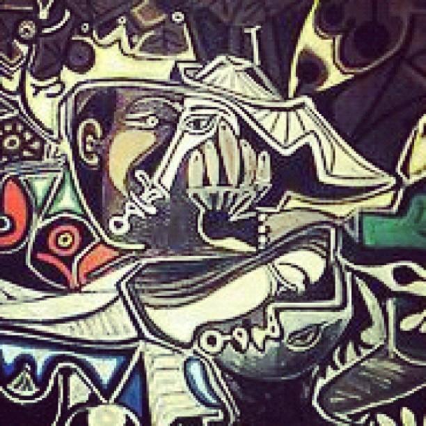 Picasso #artstagram #art (Taken with  Instagram )