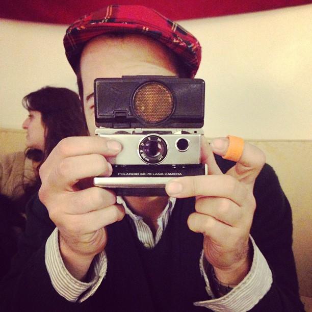 #camera#nerdz @psthegr8 @killacalio  (at Loretta's)