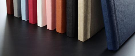 Faux Leather Color Options