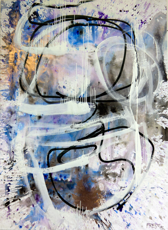 ONLY ME 03, 2013, 200x150cm