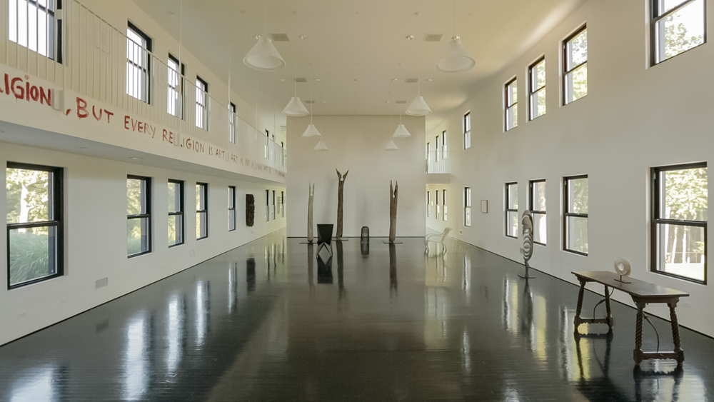 Watermill's South Wing Rehearsal Hall