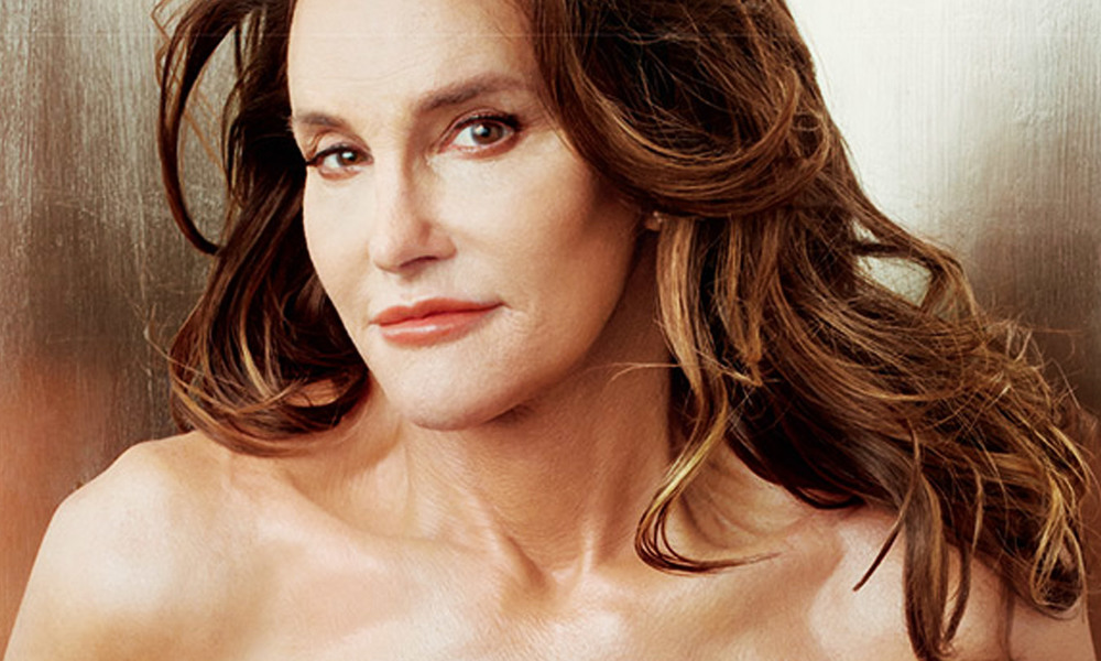 Caitlyn Jenner on the cover of Vanity Fair. (Photo by Annie Leibovitz)