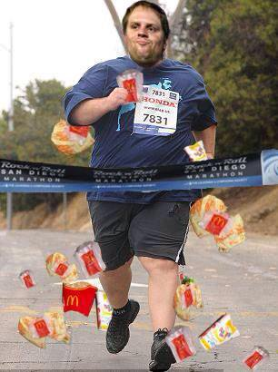Phil Kessel's McD's Run. (Listener photoshop by Riyan Abraham.)