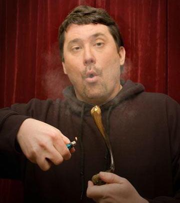 Stoner comedian Doug Benson.