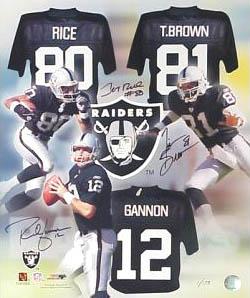 The Raiders era that made Ewan a fan.