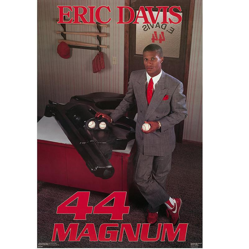 Eric Davis: The Hitman