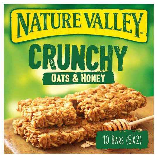 The worst granola bars in existence