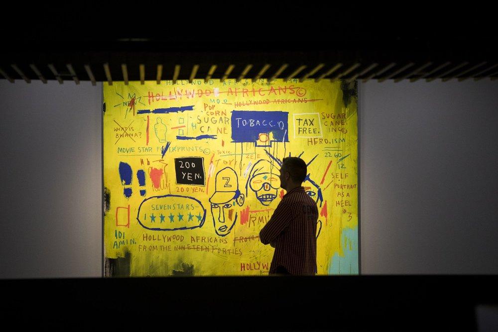 © The Estate of Jean-Michel Basquiat, Licensed by Artestar, New York