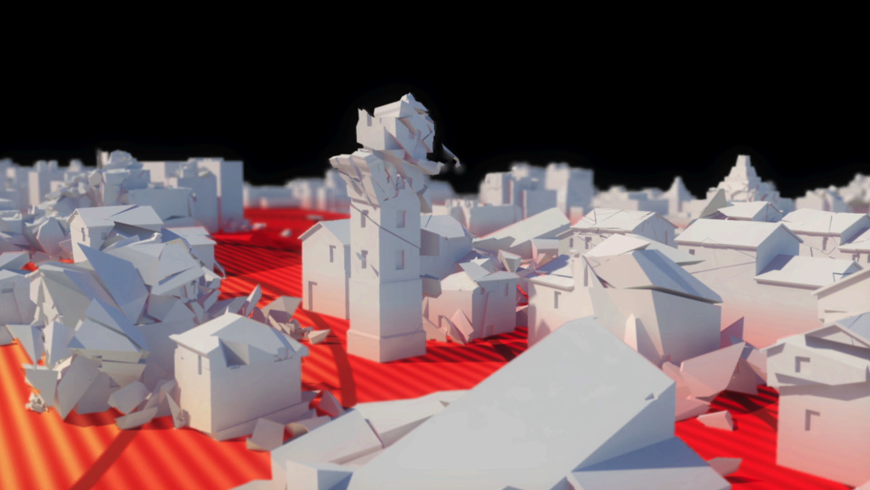 Anatomy Of An Earthquake Shadow Industries