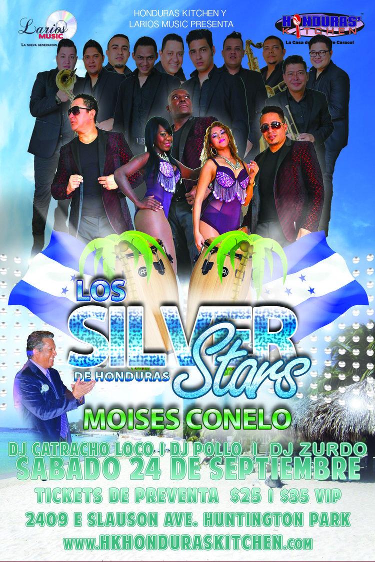Los Silver Stars de Honduras en VIVO — Honduras Kitchen