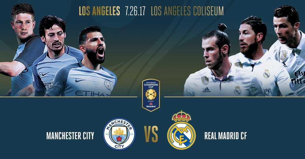 Real Madrid Vs Manchester City  Tickets