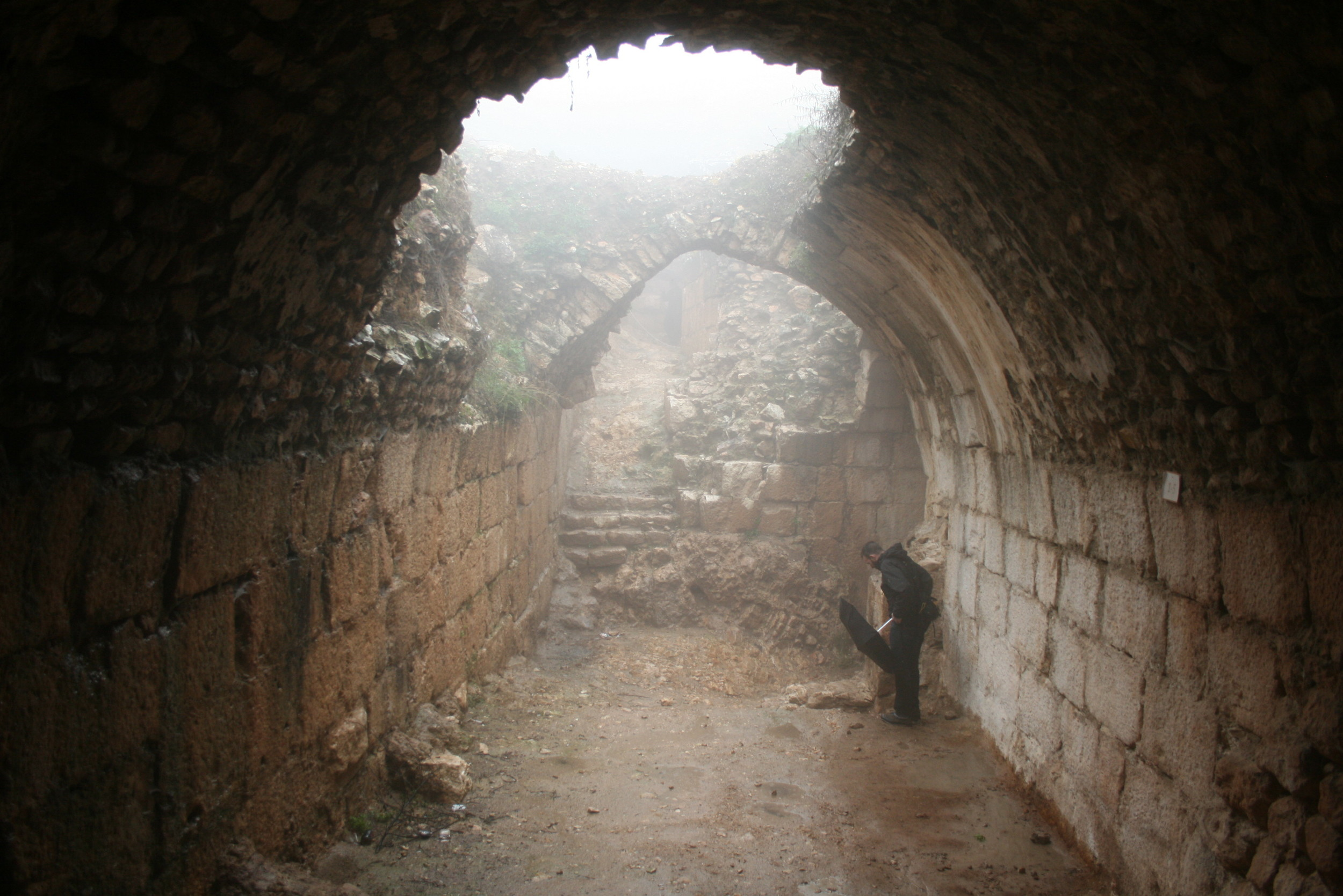 crusader castle, beaufort, lebanon, crusades