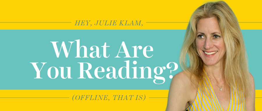 what are you reading julie