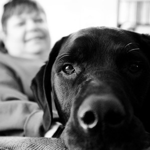 JOY SESSIONS   Photographer Sarah Ernhart captures people and their pets who don't have much time left together.