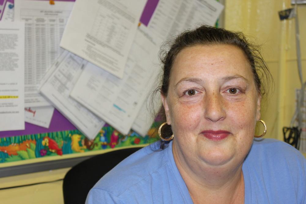 Helen , School Aid