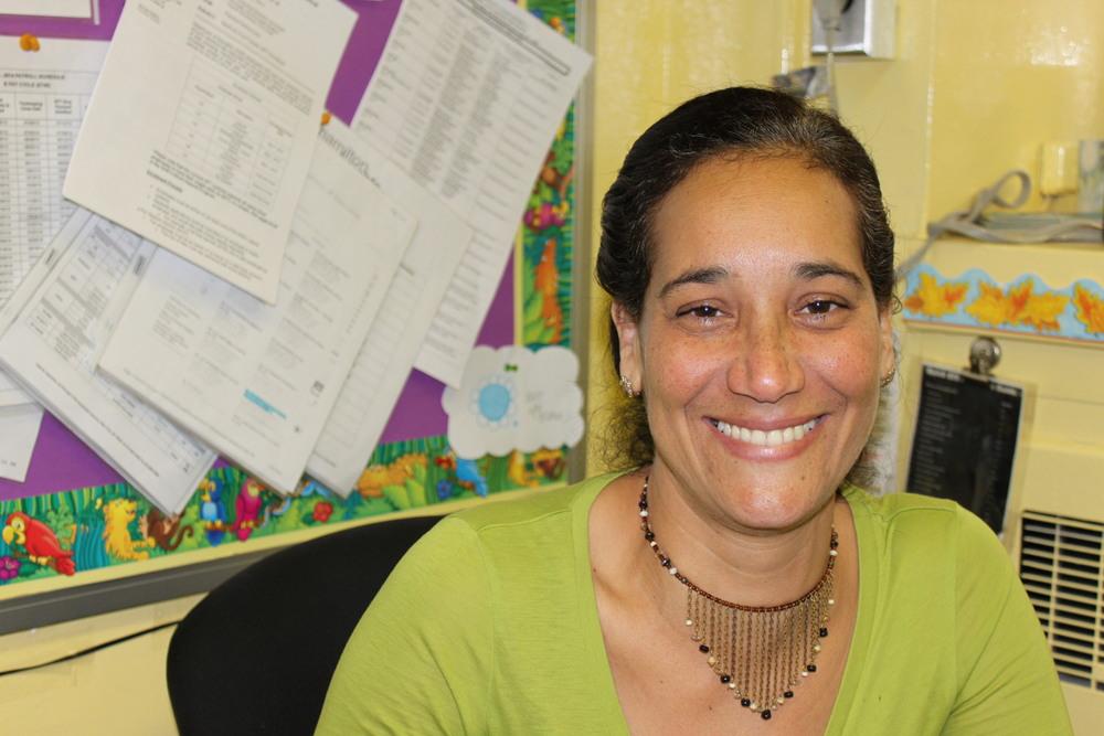 Flavia , School Aid
