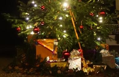 Impression der diesjährigen Weihnachtsfeier des LC Bamberg