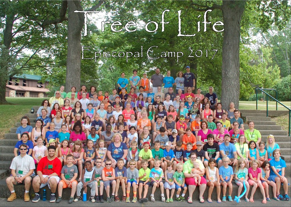 Summer Youth Camp 2017 - Tree of Life