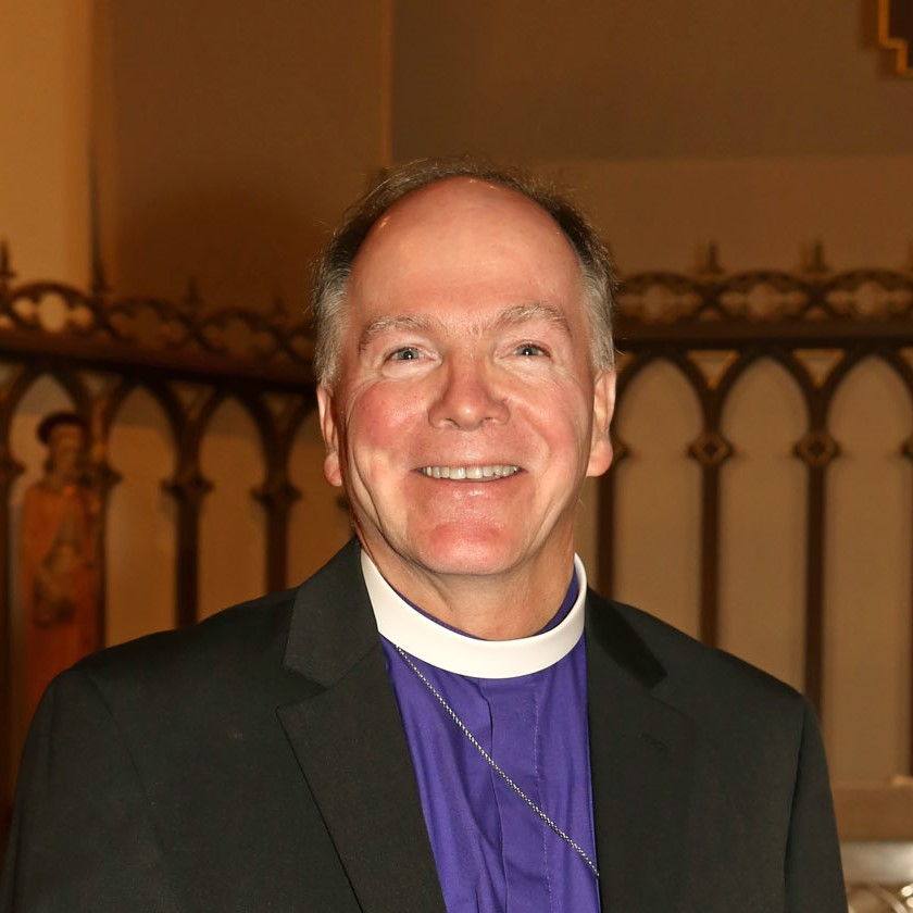 The 8th Bishop of the Episcopal Diocese of Northern Indiana, The Rt. Rev. Douglas E. Sparks