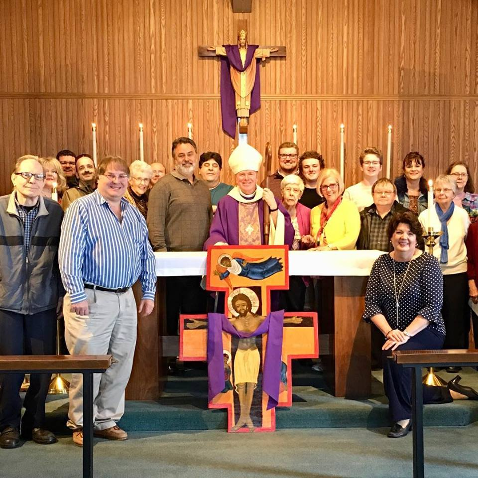 Visitation at St. Timothy, Griffith (Mar 2018)